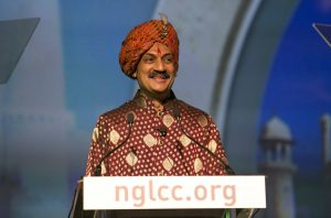 Prince Manvendra's activism is breaking new ground in India.
