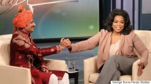 Prince Manvendra's appearance on Oprah in 2007 was a turning point, bringing worldwide attention to his cause.