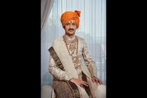 India's first gay prince, Manvendra Gohil, is India's most prominent LGBTQ activist.