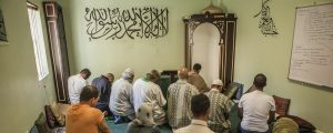 Gay Muslims find a sanctuary at the People's Mosque in Cape Town, South Africa.