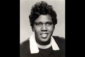 Barbara Jordan, first female African-American senator of Texas (1966–1972); first female African-American Representative in Congress, (1972–1979).