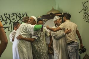 LGBTQ Muslims find a safe haven at the People's Mosque.