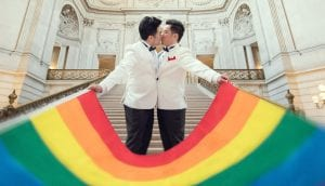 Taiwan's high court ruling opens the doors to gay weddings, the first Asian country to do so.
